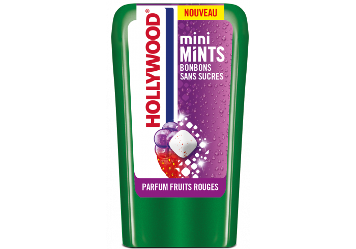 B.12 ETUIS MINI MINTS FRUITS ROUGES