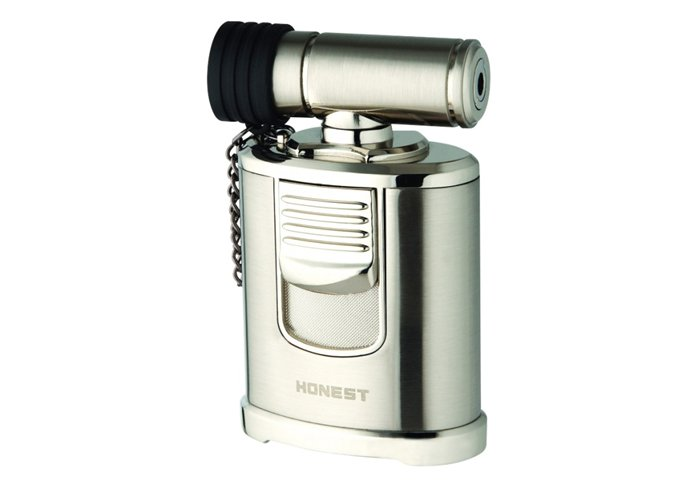 BRIQUET HONEST IN-DOOR JET 4 FLAM METAL