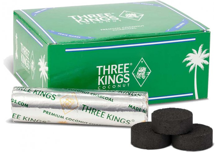 "B.10 RLX DE 10 CHARBONS ""3 KINGS"" COCONUT"