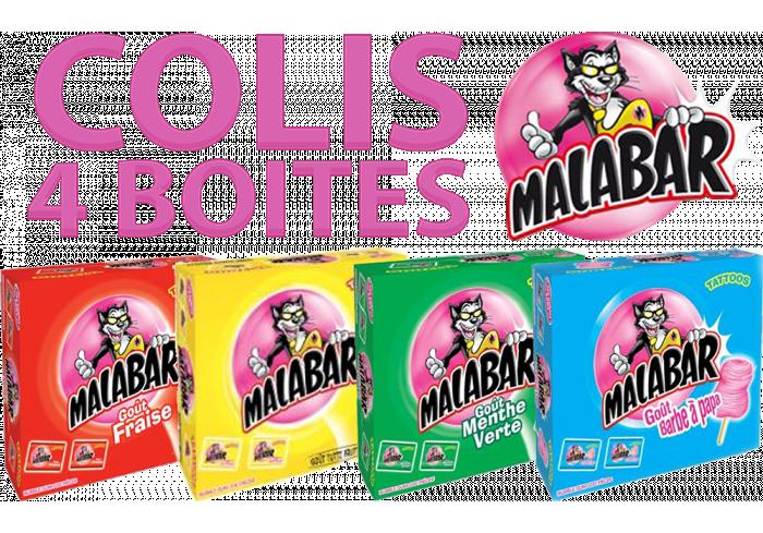 COLIS 800 MALABAR TOPMIX