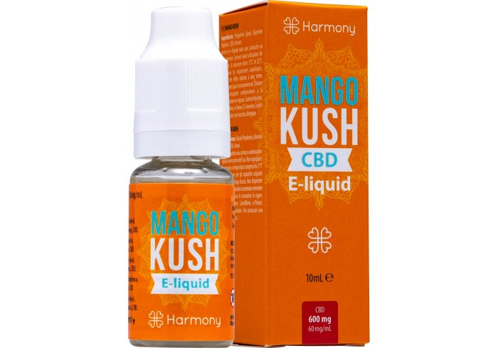 MANGO KUSH 10ml 600mg