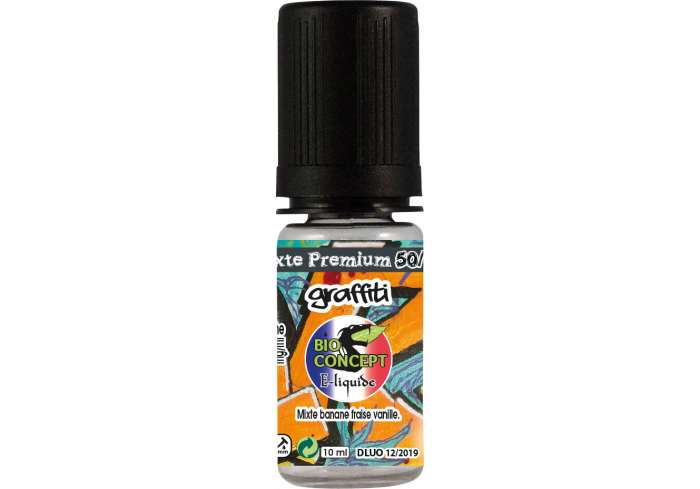 3x10ML GRAFFITI N2 6MG