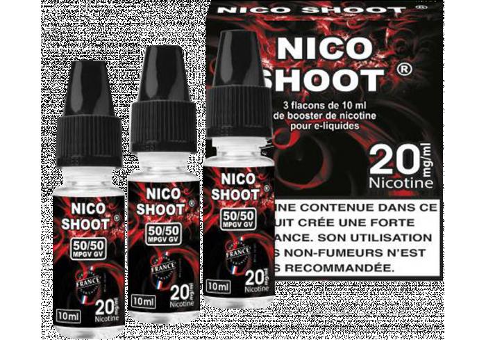 NICOSHOOT 5x3 10ML