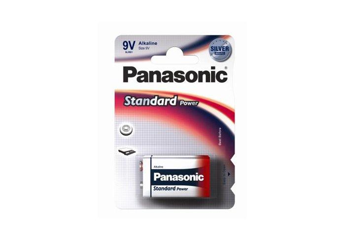 BOITE DE 12 BLISTERS DE 1 PILE PANASONIC 6LR61