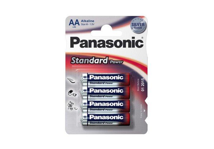 BOITE 12 BLIST DE 4 PILES PANASONIC LR06