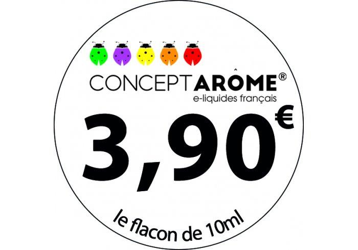 ADHESIFS RONDS 50MM 3€90