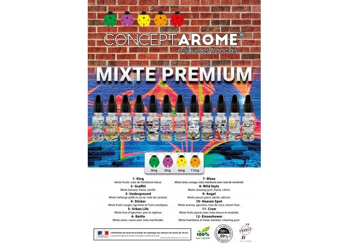 "MENU A5 ""MIXTE PREMIUM"""