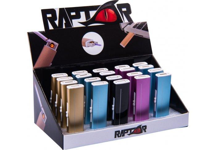 PR.20 BRIQUET RAPTOR USB SLIDE DOUBLE