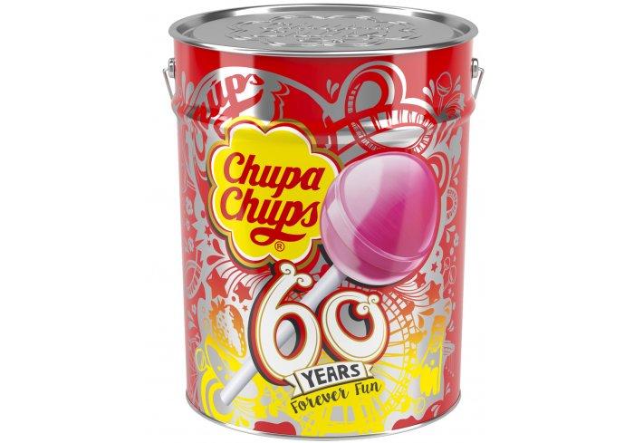 "POT 1000 SUCETTES CHUPA CHUPS ""60e ANNIVERSAIRE"""