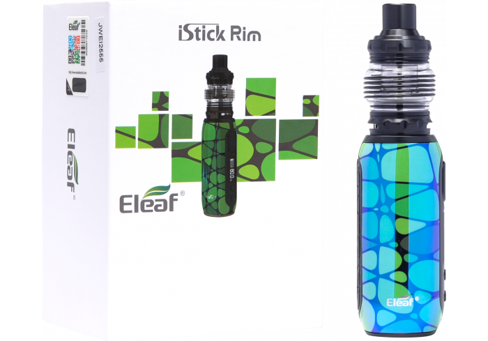 KIT ELEAF RIM + MELO5 GREEN
