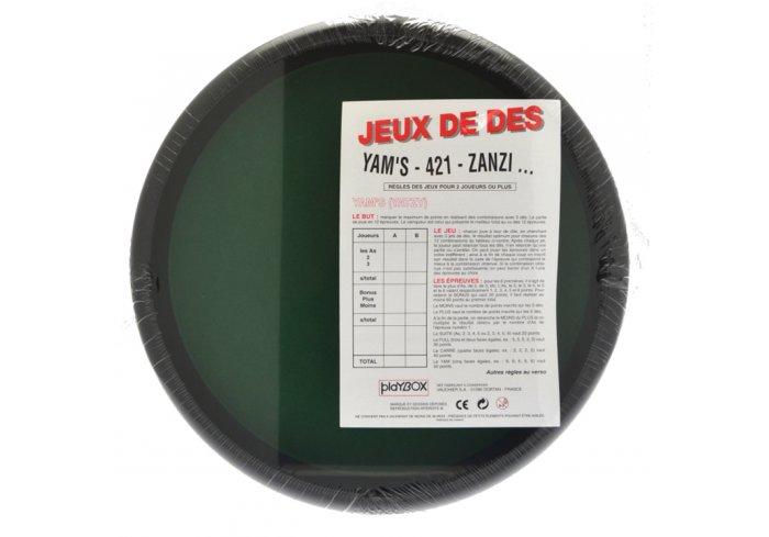 PISTE DE JEUX