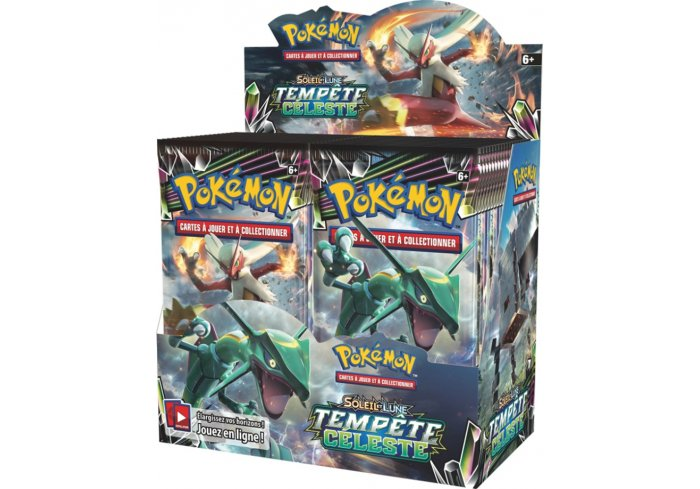 B.36 SACHETS CARTES POKEMON *NOUVELLE EDITION*