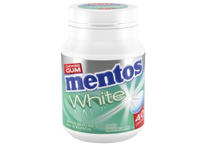 B. 6 BOX MENTOS WHITE MENTHE VERTE