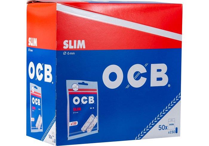 B.50 S/ 150 FILTRES OCB SLIM