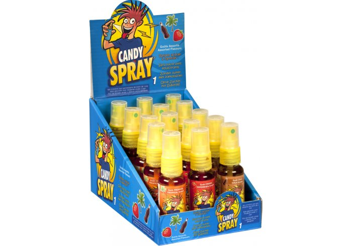 B.15 CANDY SPRAY ASSORTIS