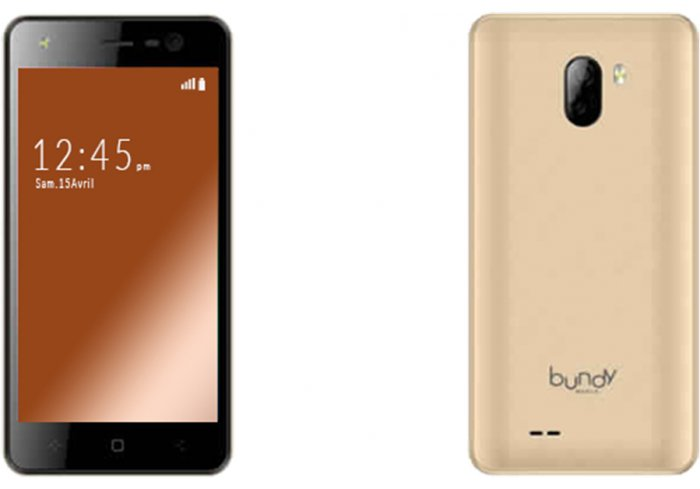 SMARTPHONE BUNDY SWEET 5+ GOLD