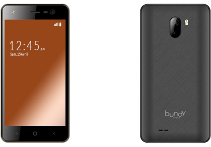 SMARTPHONE BUNDY SWEET 5+ NOIR