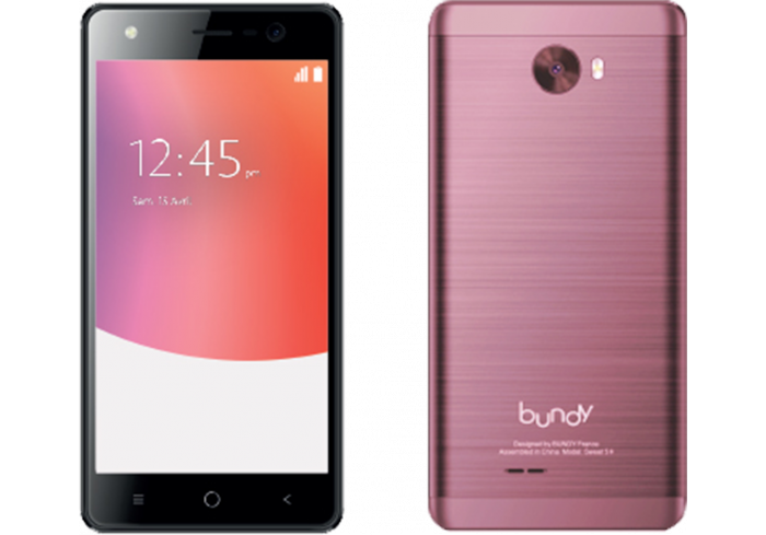 SMARTPHONE BUNDY SWEET5+ ROSE