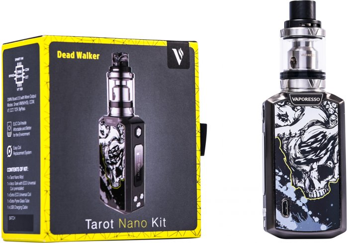 "TAROT NANO ""DEAD WALKER"" EDITION"