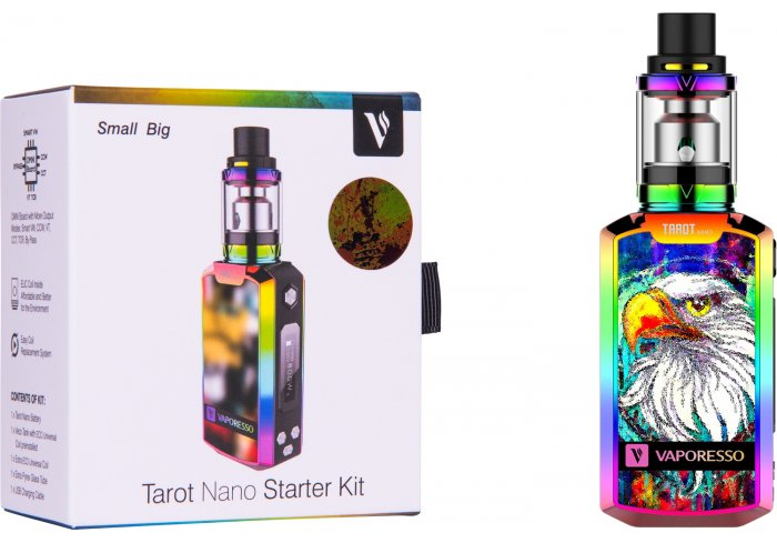 "TAROT NANO ""FLYING"" EDITION"