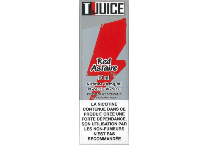 RED ASTAIRE 18MG
