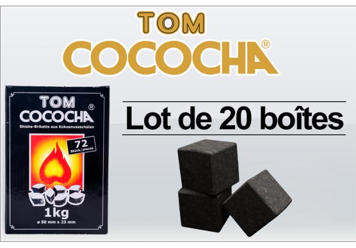 OFFRE 20 BOITES TOM COCOCHA GOLD