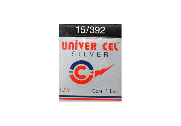 B.5 PILES UNIVERCEL 392 N