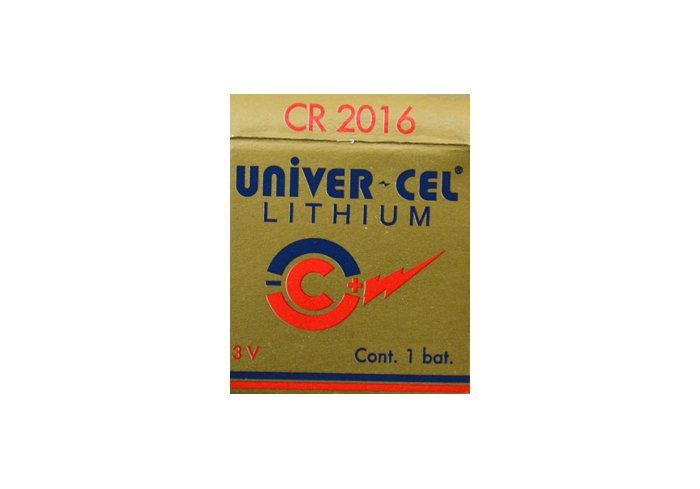 BOITE DE 15 PILES LITHIUM CR2016