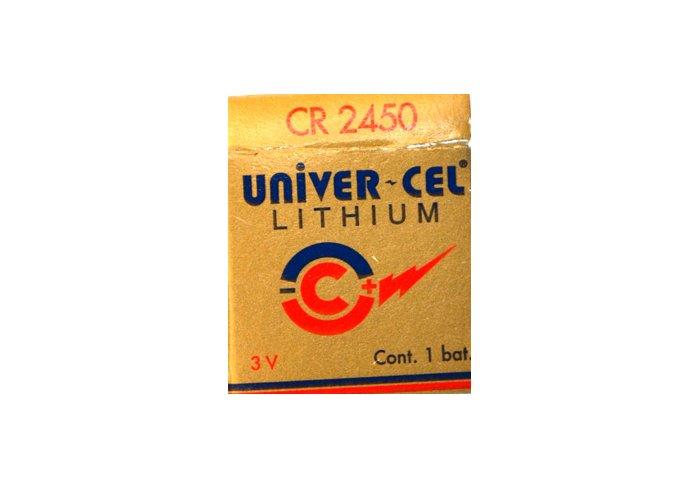 BOITE DE 5 PILES LITHIUM CR2450