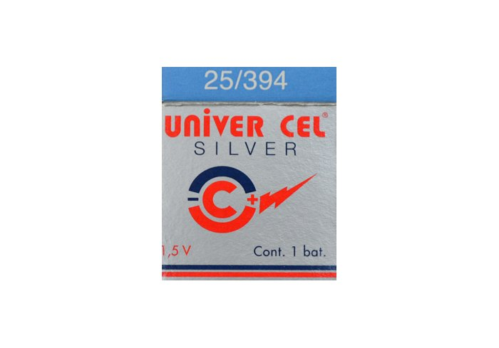 B.5 PILES UNIVERCEL 394 N