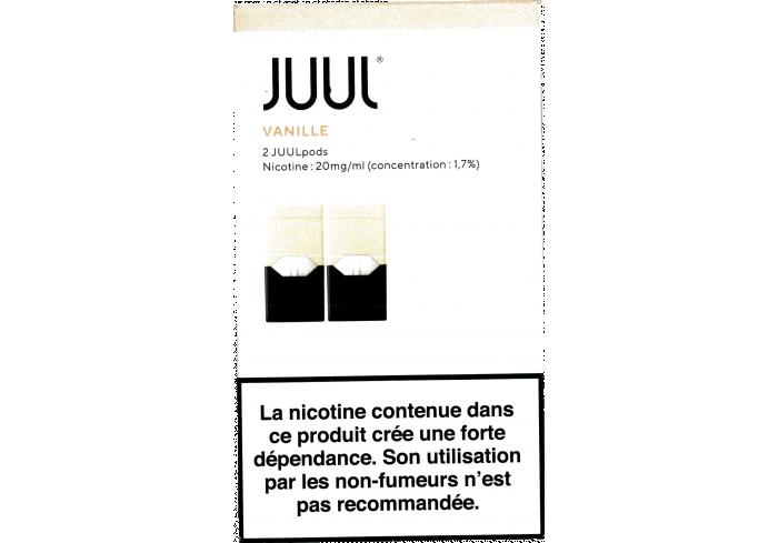 B.2 JUULpods VANILLE