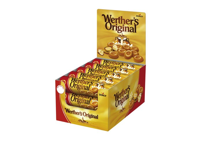 B. 24 ETUIS WERTHERS ORIGINAL