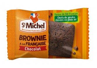 MINI BROWNIE ST MICHEL*300