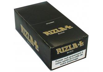 B.50 CAHIER COURT RIZLA+ BLACK DOUBLE