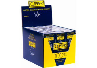 ETUI 10 MINI FILTRES CLIPPER