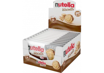 B.30 ETUI 3 BISCUITS NUTELLA