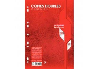 P.5 COP DOUBLES PERF A4 200P.5X5