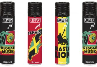 B.48 CLIPPER JET FLAMME RASTA