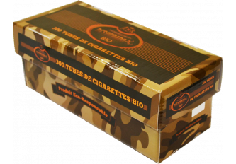 BOX 300 TUBES BIO ECO DESPERADO
