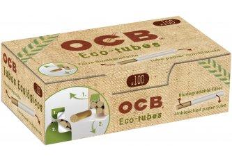 C. 100 BOITES DE 100 TUBES OCB ECO