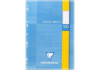P.10 FEUILLETS A4 100P SEYES