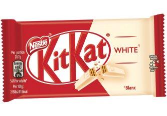 B.24 KIT KAT WHITE