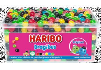 TUBO VRAC HARIBO 900 DRAGIBUS