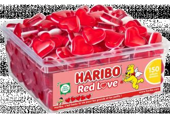 TUBO HARIBO 150 RED LOVE