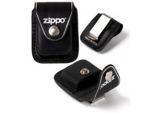 ETUI ZIPPO POUCH W/CLIP BLACK