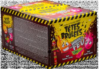 B.150 STICK TETE BRULEE BARRE FEU