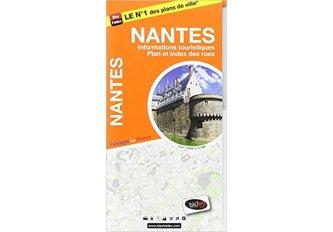 PLAN-GUIDE NANTES