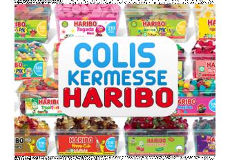 COLIS KERMESSE 22+8GRTS