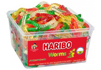 TUBO 150 WORMS