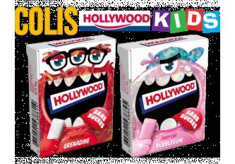 COLIS 2 BOITES HOLLYWOOD KID